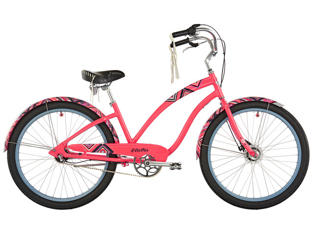 """Electra Morning Star 3i Lady 26"""" pink coral"""